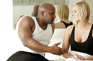 Interracial girlfriend assfucked by bfs BBC - 6:31