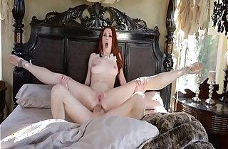 Redhead Ballerina Loves Cock Up The Ass - 3:01