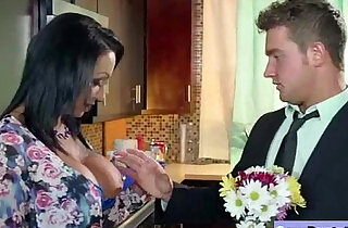 Mature Busty Wife ashton blake Perform In Hardcore Action Tape video - 5:46