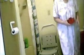 Great ! Spying my hot granny in bathroom - 1:36