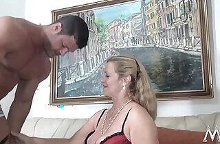 MMV FILMS Sexy Granny tries fresh meat - 12:16