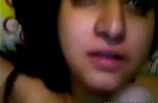 Chubby Indian Girlfriend Wants Facial Cumshot - 6:13