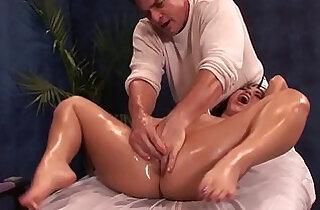 BestGonzo Teen is slippery wet after erotic massage. - 13:30