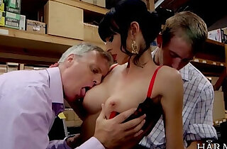 Franki, the hottest MILF slut - 9:43