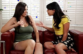 Not tell your father about this! Jelena Jensen, Gina Valentina - 7:19