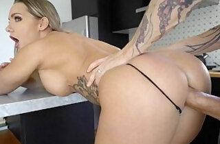 Cali Carter rides cock and sensual blowjob and ball sucking - 0:00