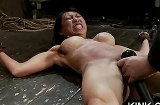 Hot girl dominated, bound and fucked - 6:30