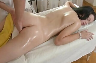 Squirt Blowjob and Cum shot with massage - 6:26