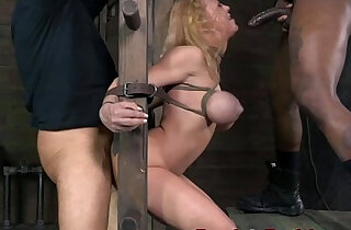 Tied down bdsm sub Darling ass pounded - 7:26