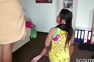 Real Privat SexTapes of German Step Mom With her Young Boy - 15:44