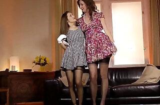 Stockings milf pussylicking glamour lesbian - 11:15
