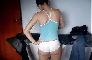 Very hot Brazilian Maid - 2:38
