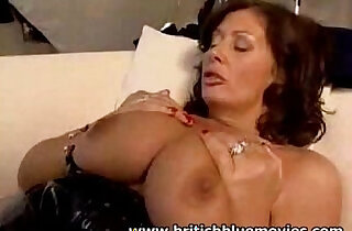 Sarah Beattie British MILF Interracial Anal - 13:23