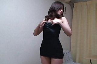 Japanese Babe Aki Kawana Sexy Lingerie - 2:24