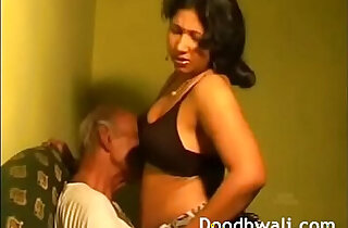 Next Door Desi Bhabhi Fucked By Father In Law Leaked Online - 6:24