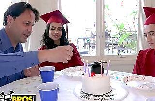 Juan El Caballo Loco Fucks His Step Sister Jynx Maze On Graduation Day - 13:56