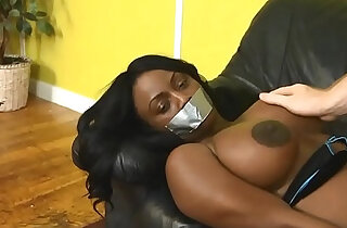 Cum hating Jada Fire throat and ass fucked at Ghetto Gaggers - 11:44