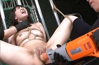 Extreme Japanese BDSM Sex - 5:45