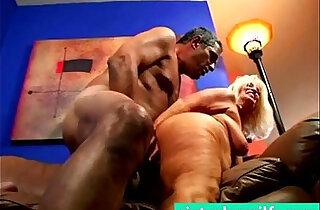 Blone granny sucking dick - 6:23