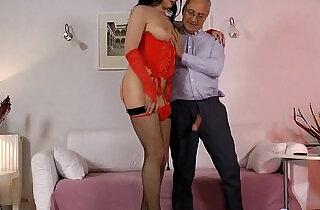 British lingerie mature asshole plowed - 8:50