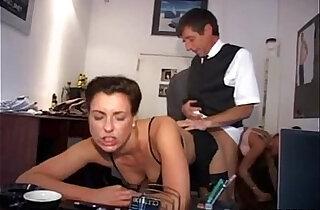 Nasty German Secretaries Doing Their Duties Well - 16:31