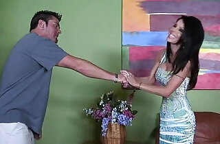 Cheating brunette MILF from has a visitor - 28:40