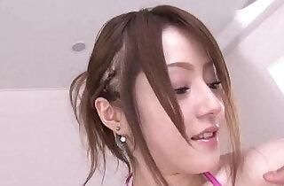 Ria Sakurai is close to a massive threesome porn show - 44:46