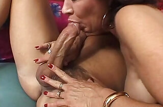 Hot Brunette Vanessa Screwed Her Hairy Pussy - 13:01