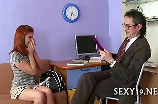 Hot beauty is getting drilled - 5:03
