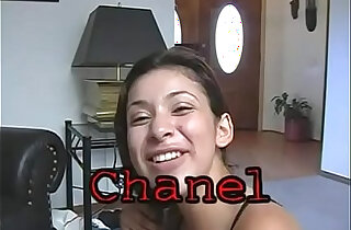 Chanel Chavez is human toilet paper - 24:43