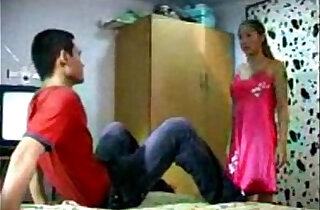 indian teenage couple caught fucking very hardly in their bedroom - 6:34
