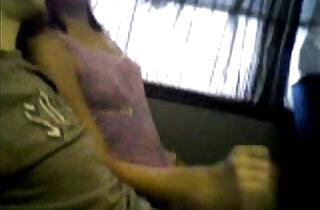 Handjob in a public bus - 1:22