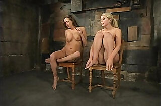 Lacie Heart and Sasha Sparks BDSM - 43:39