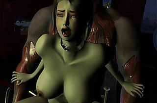 House of Erotic Monster 3D - 9:04