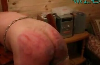 A Good BDSM Spanking from Russia with Love - 3:45