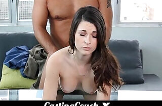 CastingCouch X First time Cali coed tries porn - 7:59